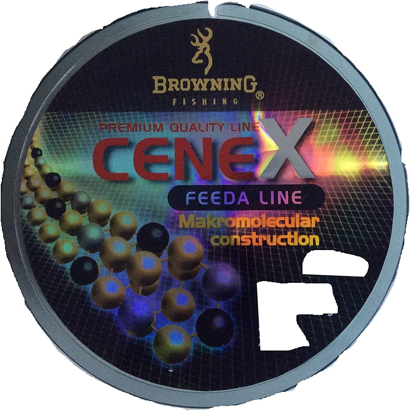 Browning Vorfachhaken Feeder Big Fish 0,20mm,Gr.10