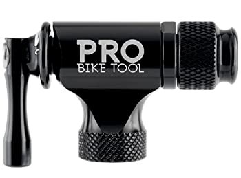PRO BIKE TOOL CO2 Inflator Bike Pump