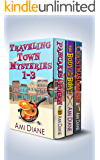 Traveling Town Funny Mystery Box Set (A Traveling Town Mystery #1-3)