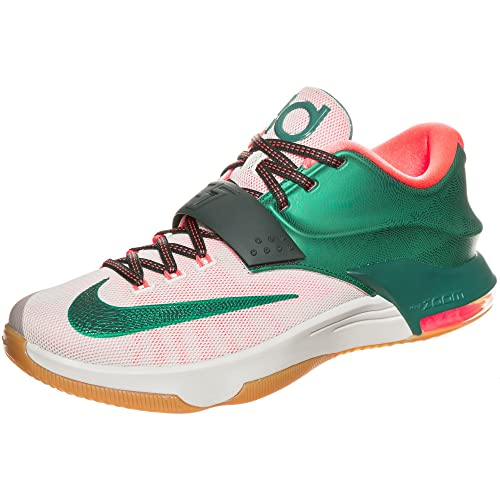 c5c9dda00ffe Nike Men s KD VII Easy Money Edition 7 M US Mystic Green Gum Brown   Amazon.ca  Shoes   Handbags
