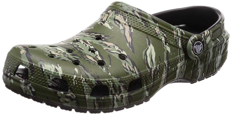 Crocs - Clogs Classic Graphic - Black Camo 48/49 EU