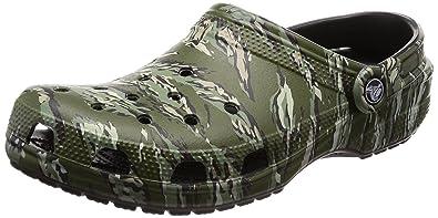 Crocs Unisex Classic Graphic Croslite Clogs Blue Jean/White Größe 37-38 Angebote Online Spielraum Billig Echt Billig Verkauf 100% Original 8WmTDtnP
