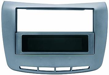 Phonocar 3/479 - Marco embellecedor para radio de coche Lancia Delta, color gris metalizado: Amazon.es: Electrónica