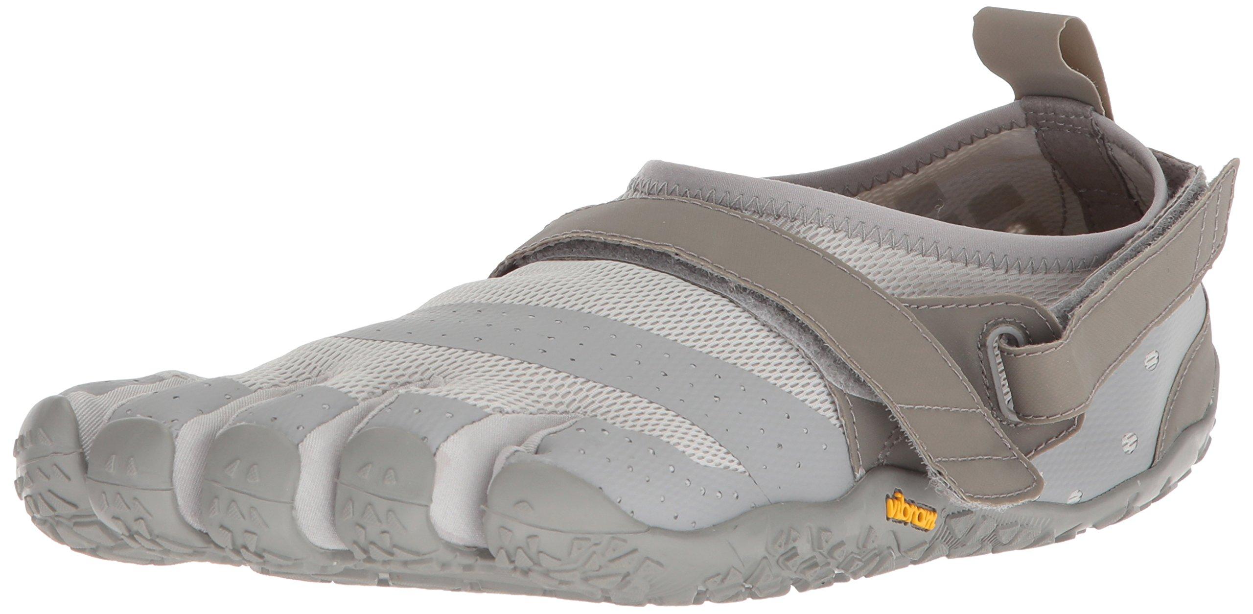 Vibram Men's V-Aqua Grey Walking Shoe, 48 EU/12.5-13 US D EU (48 EU/12.5-13 US US)