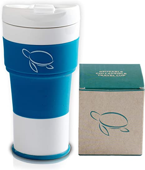 Collapsible Travel Coffee Cup