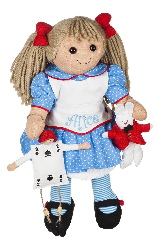 Bambola MyDoll Grande Alice nel Paese delle Meraviglie CM42 - BN009