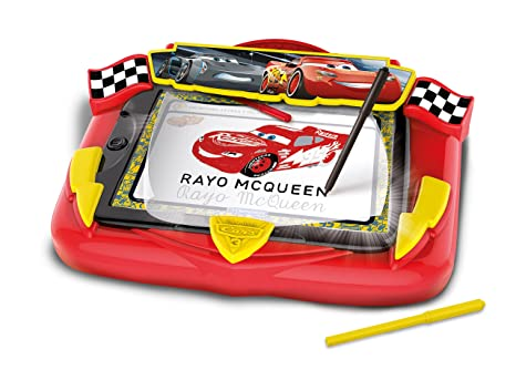 Amazon.com: Clementoni – Light Slate, Cars 3 (55194.1): Toys ...