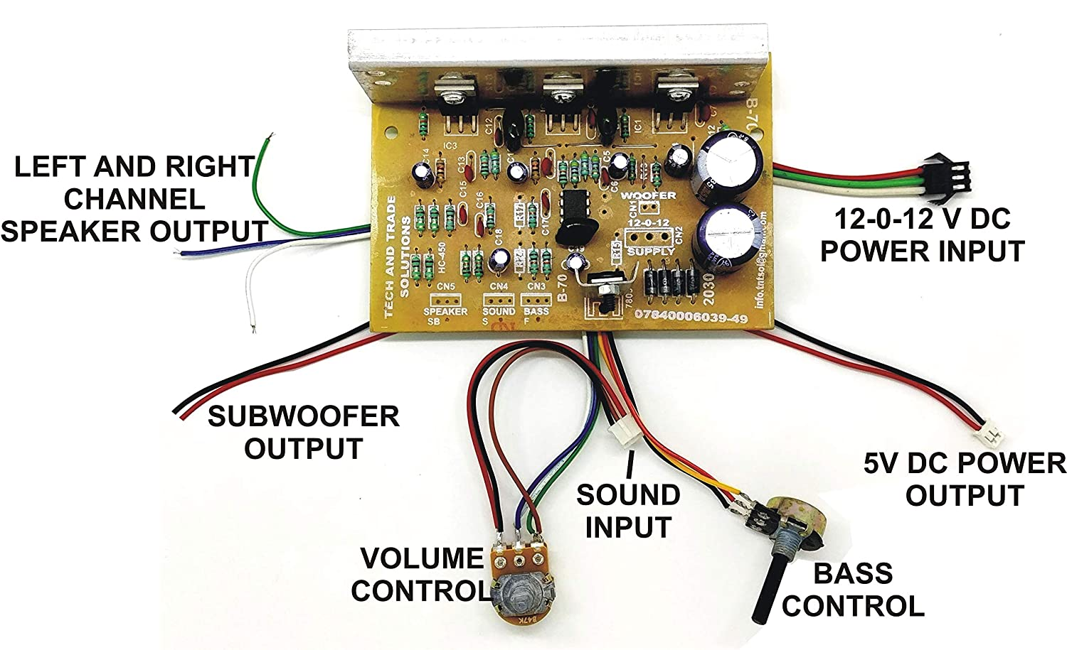 Small Subwoofer Home Theater Circuit Assembly Wiring Diagram from images-na.ssl-images-amazon.com