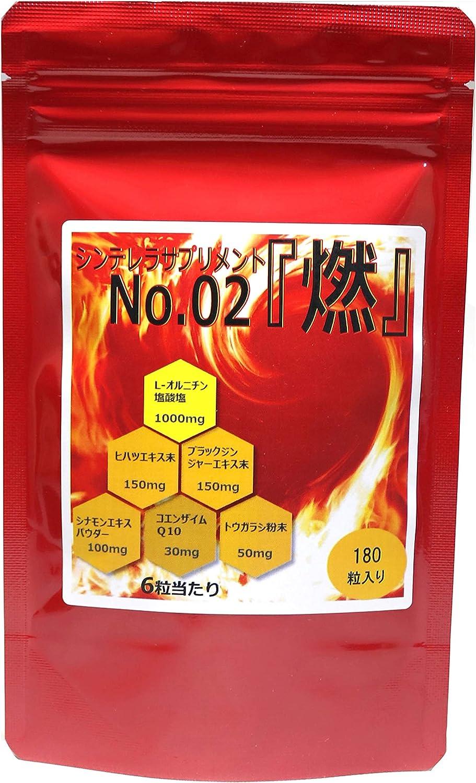 【シンデレラサプリメント】シンデレラサプリメントシリーズ No.02『燃』のサムネイル