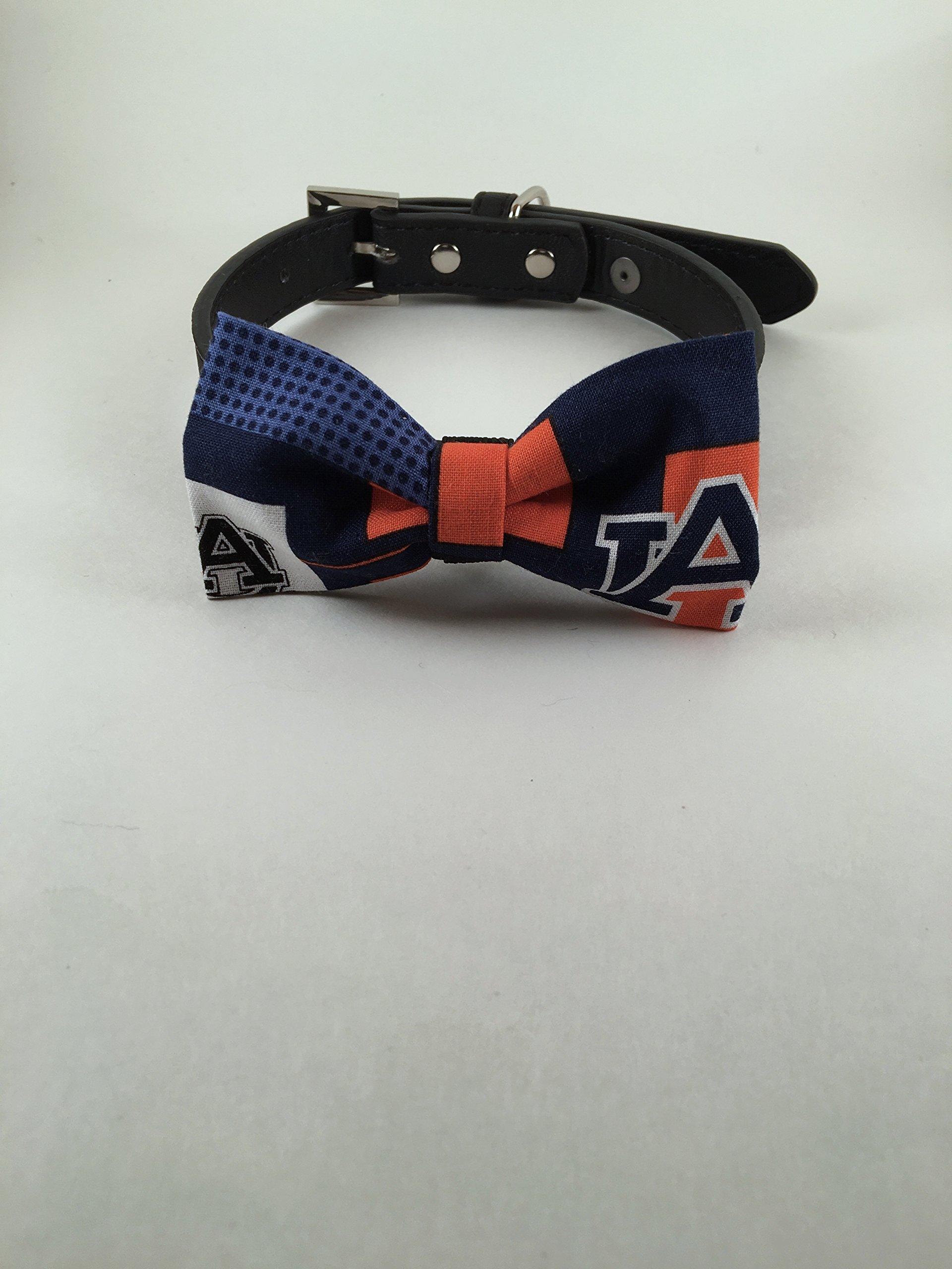 Auburn University Pet Bow Tie