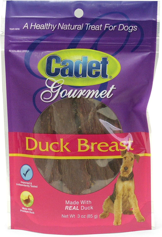 Cadet Premium Gourmet Duck Breast Dog Treats