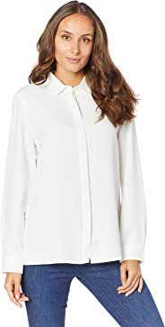 Camisa Regular Fit, Lacoste, Feminino