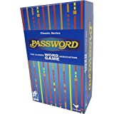 Classic Password Game - Based Off The Original 60's Gameshow - One Word Clue