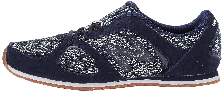New Balance Women's 555v1 Sneaker Lace B01N552QLK 85 B US|Pigment/Denim Lace Sneaker 7e5cbf