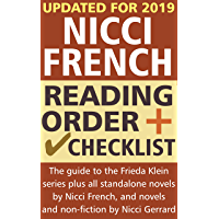 Nicci French Reading Order and Checklist: The complete guide to the Frieda Klein series and all standalone novels by Nicci French, plus novels and non-fiction by Nicci Gerrard (English Edition)