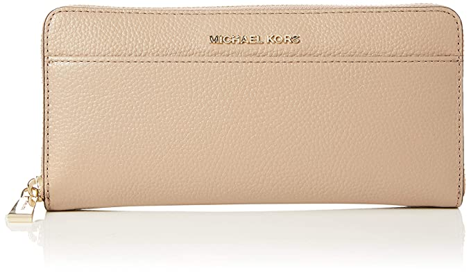 Michael Kors - Money Pieces Pocket Za Contntl, Carteras Mujer, Marrón (Truffle)