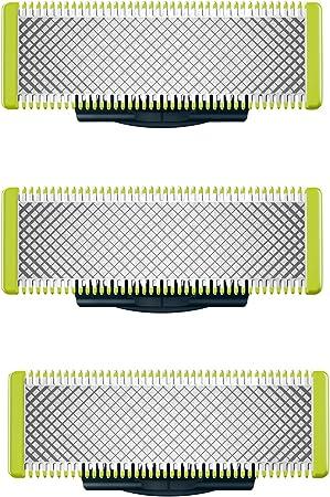 Philips qp230/50 oneblade Cuchillas de repuesto, tres unidades ...
