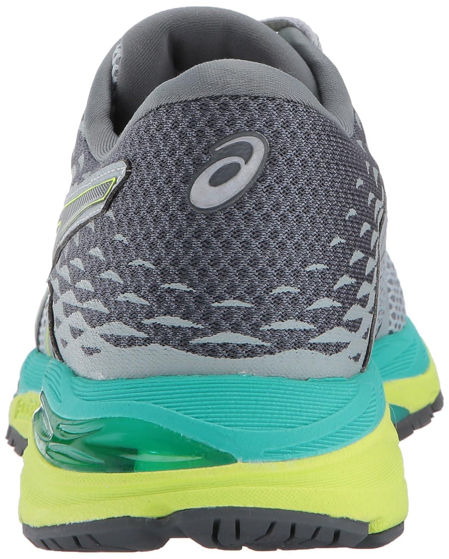 ASICS Women's Gel-Cumulus 19 B(M) Running Shoe B01N0700H5 10 B(M) 19 US|Mid Grey/Carbon/Safety Yellow 825b0d