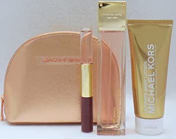 2c1261edfea1 Amazon.com   Glam Jasmine by Michael Kors for Women - 4 Pc Gift Set ...