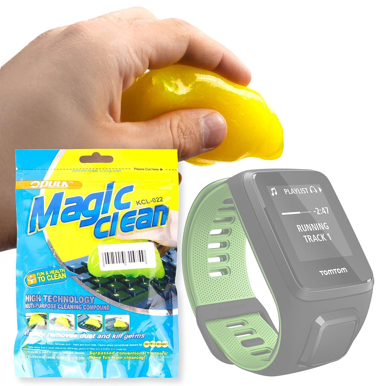DURAGADGET Potente Gel Limpiador para Smartwatch Tomtom Spark 3 ...