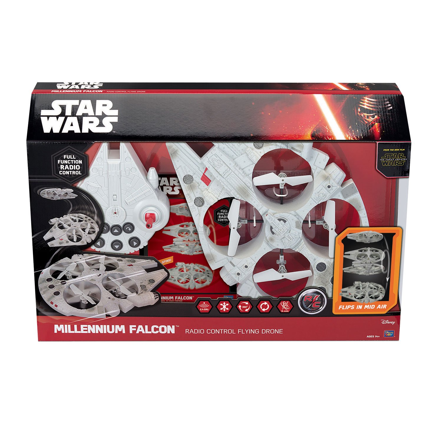 Thinkway 31078 MTW Toys - Robot electrónico Star Wars, para 1 ...