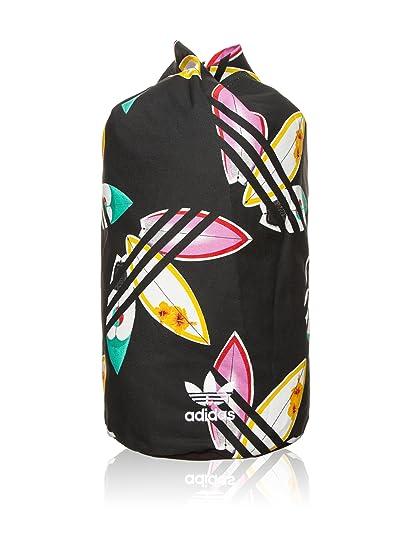 64610542282 adidas Originals Unisex Pharrell Williams Seasack Backpack -Black-NS