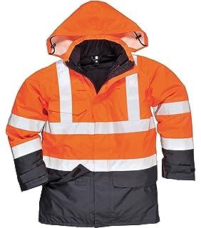 Amazon Hi VIs GoreTex 2 Layer EN471 Jacket Orange