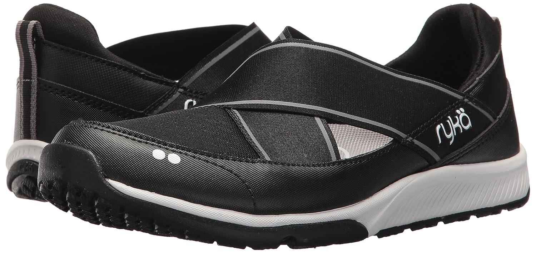 Ryka Women's klick Sneaker B0757CXCCR 8.5 W US|Black/White