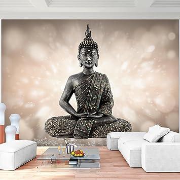 Fototapete Buddha Vlies Wand Tapete Wohnzimmer Schlafzimmer Büro ...