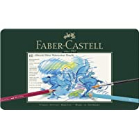 Faber-Castell Albrecht Durer 60 Watercolour Pencils Tin (18-117560)