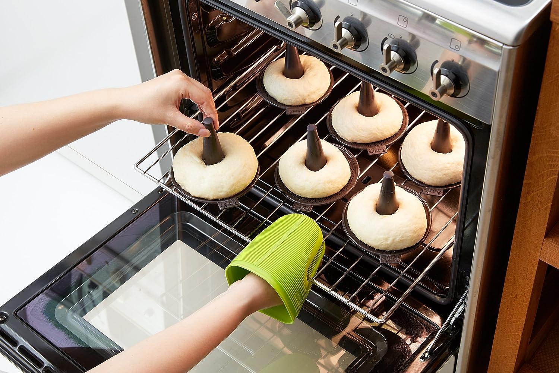 como cocinar bagels caseros