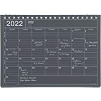 MARK'S 2022 Tischkalender S // Black