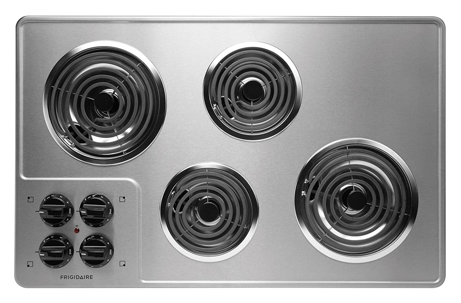 Amazoncom Frigidaire FFEC3205LS 32 Electric Cooktop Stainless