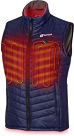 Venture Heat Women's Heated Vest with Battery Pack - Insulated Electric