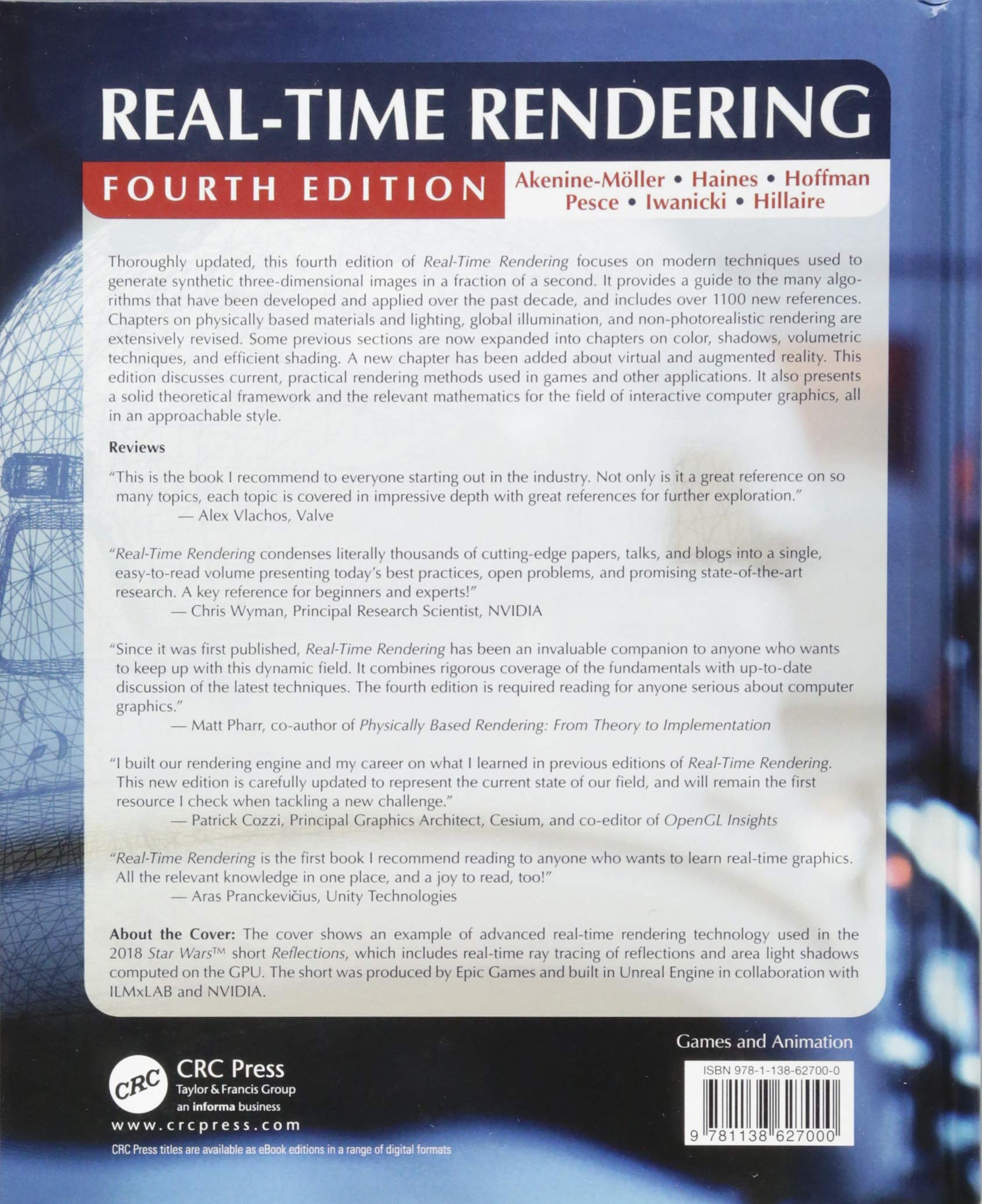 Buy Real-Time Rendering, Fourth Edition Book Online at Low Prices in