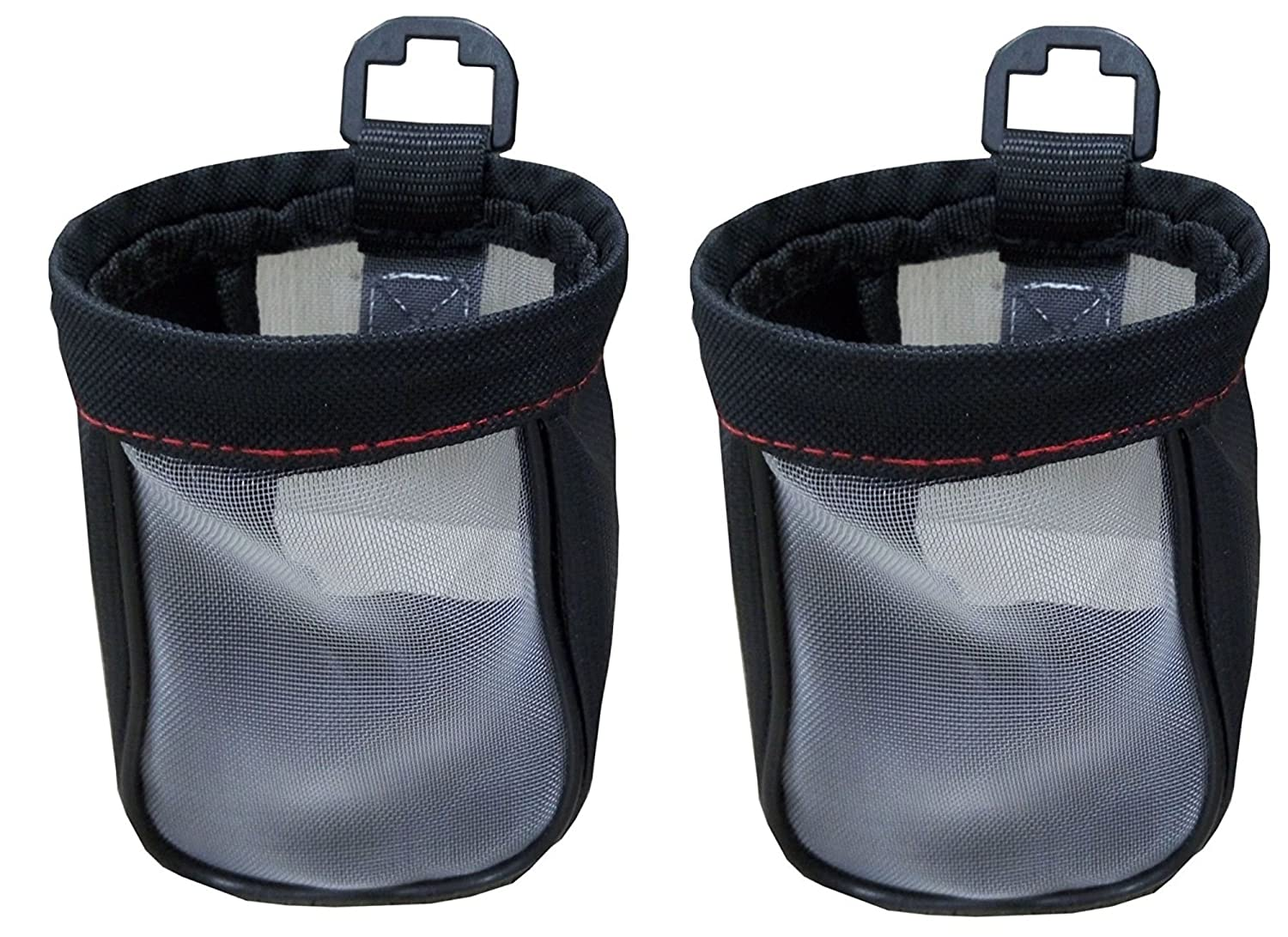 XtremeAuto® X2 Universal Car / Truck / Lorry / Camper Van Fabric Drink Cup / Mug Can Bottle Holder Pouch XtremeAuto®