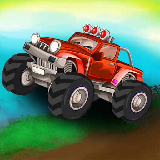 Monster Truck Mania : Dirt Speed Racing - Free Edition (Best Monster Truck Crashes)