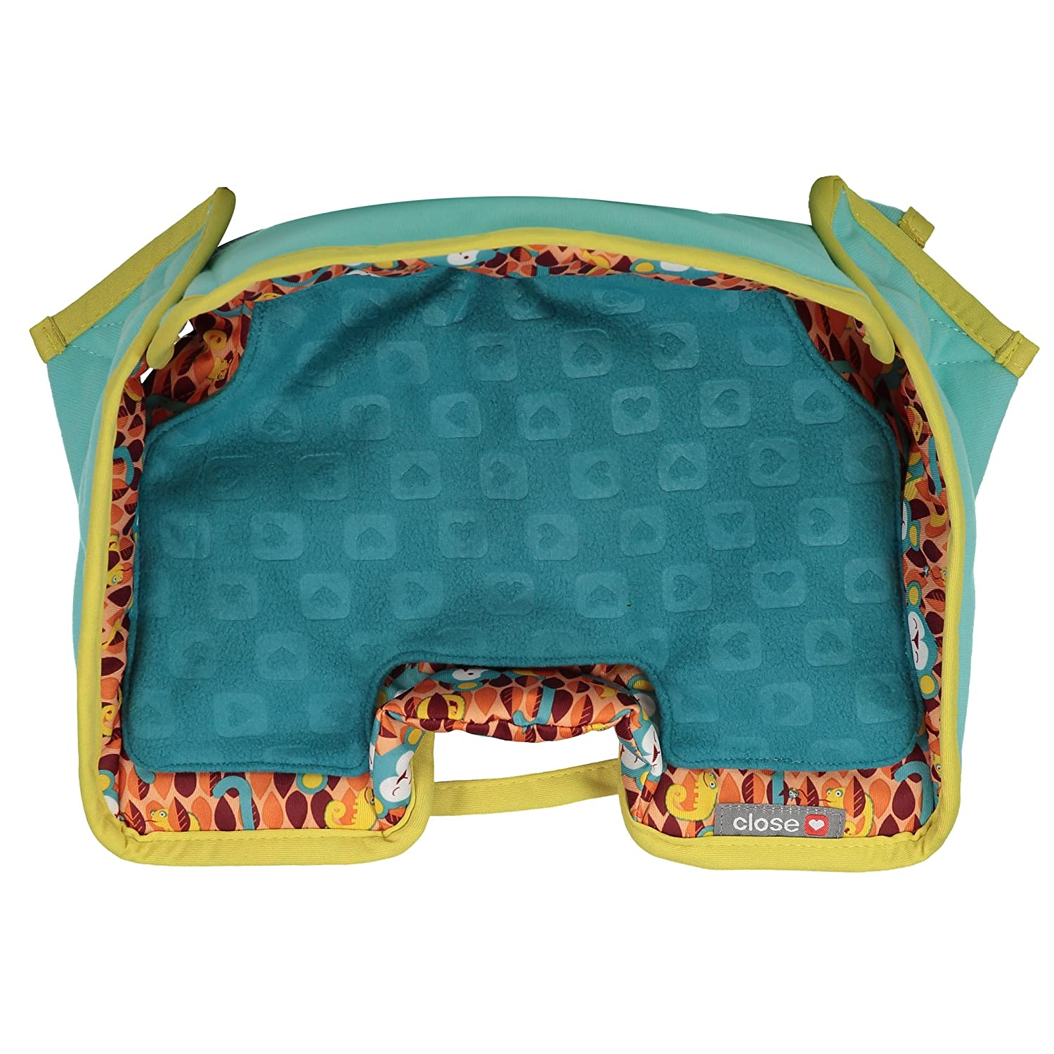 Ticky and Bert Pop-in Car Seat Protector