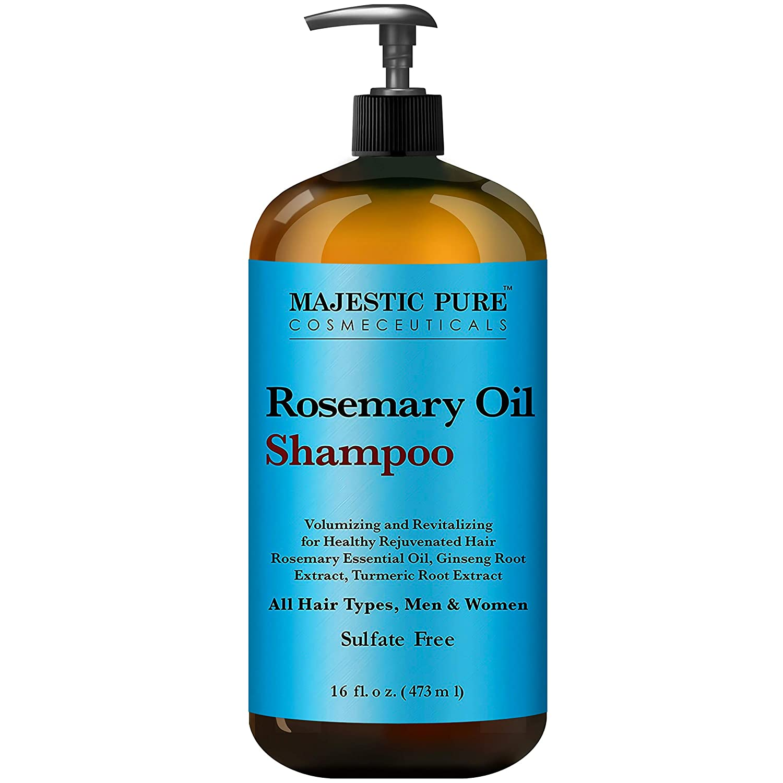 Majestic Pure Rosemary Hair Loss Shampoo 16 fl oz: Beauty