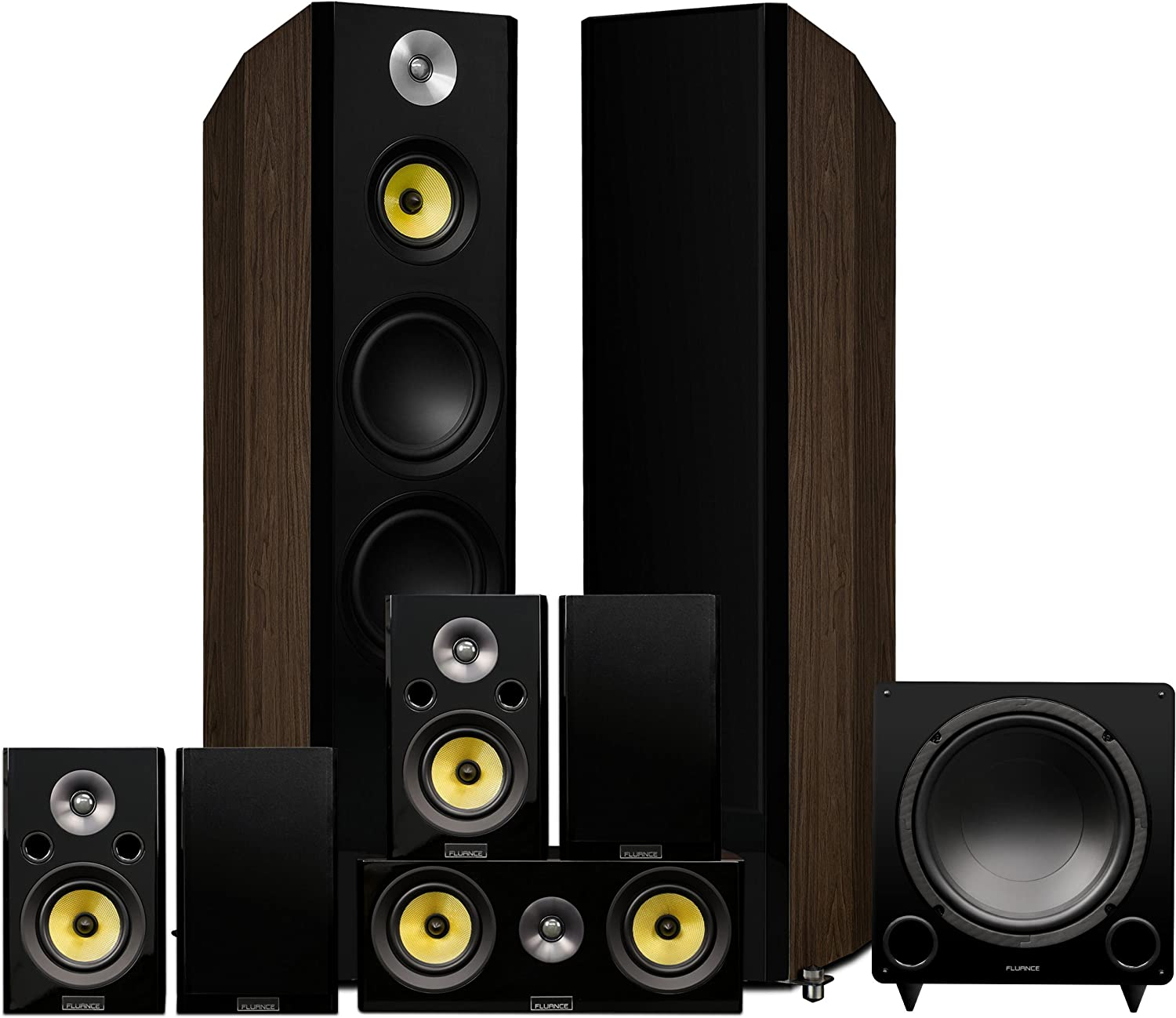 best 7.1 home theater system for a small room
