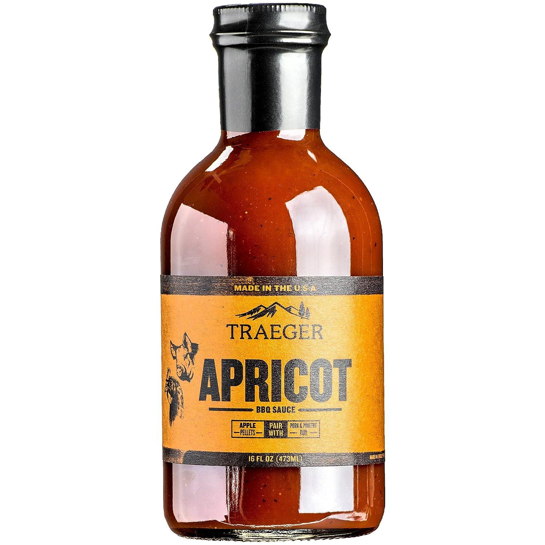 Traeger Grills SAU028 Sweet & Tangy Apricot BBQ Sauce