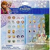 Amazon.com: My Little Pony Girls 24 Par Pegatina aretes ...