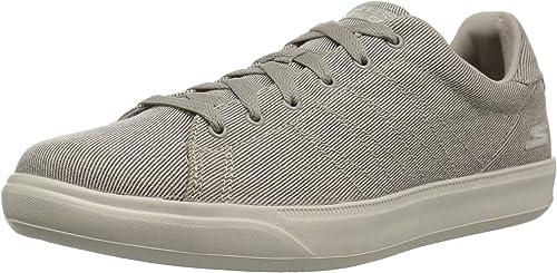 Aclarar Manifiesto planes  Amazon.com | Skechers Men's Go Vulc 2-54347 Sneaker | Fashion Sneakers