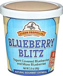 STRAW PROPELLER Oatmeal Blueberry Blitz, 3.5 oz