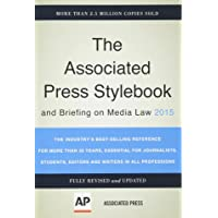 Image for Associated Press Stylebook 2015 and Briefing on Media Law