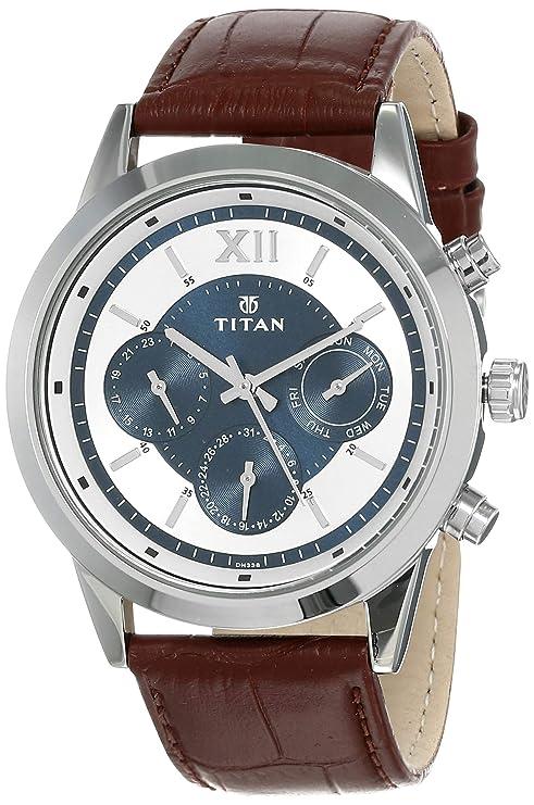 Titan Neo Analog Dial Men's Watch Men's Wrist Watches