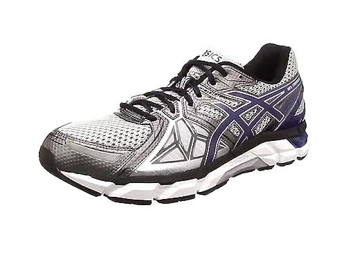ASICS Gel-Fortify, Zapatillas de Running para Hombre, Plateado ...
