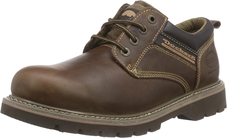 TALLA 45 EU. Dockers 23da005, Zapatos de Cordones Oxford para Hombre