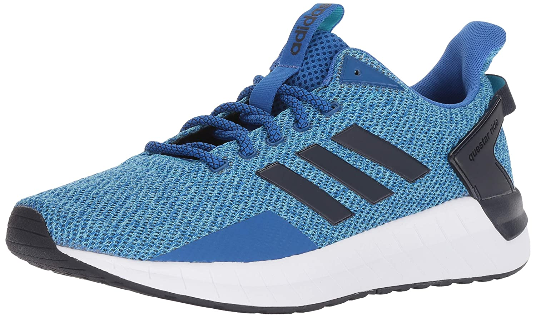 amazon com adidas men s questar ride running shoe road running