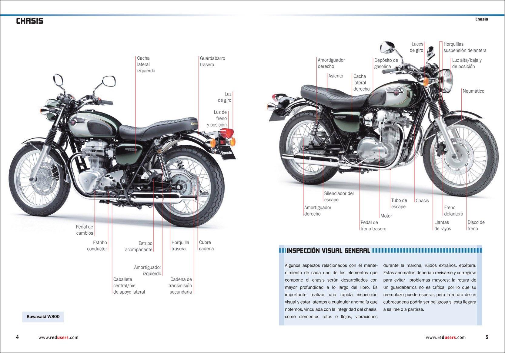 Motos - Motores de 2 y 4 tiempos (Spanish Edition): Hernán Pesis, USERS, Espaniol Español Espanol: 9789877340532: Amazon.com: Books